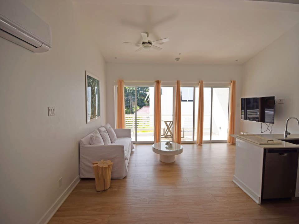 Large living area
