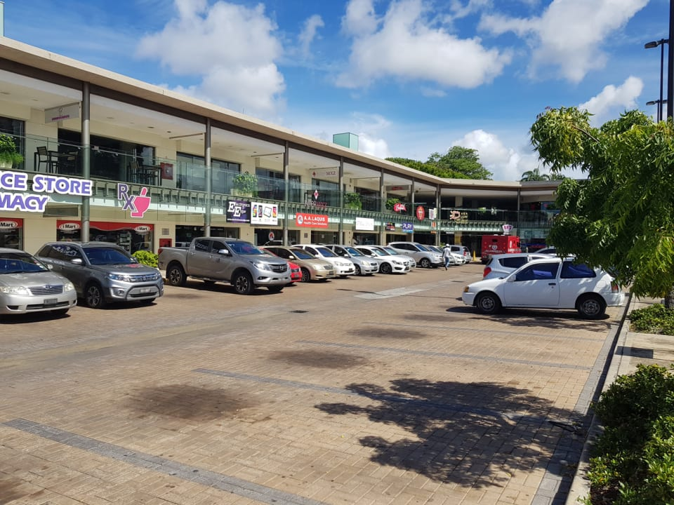 Easy Parking at The Lanterns Mall