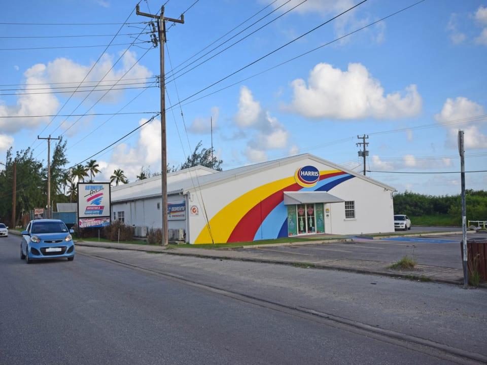 Surrounding Retail - Automotive Art