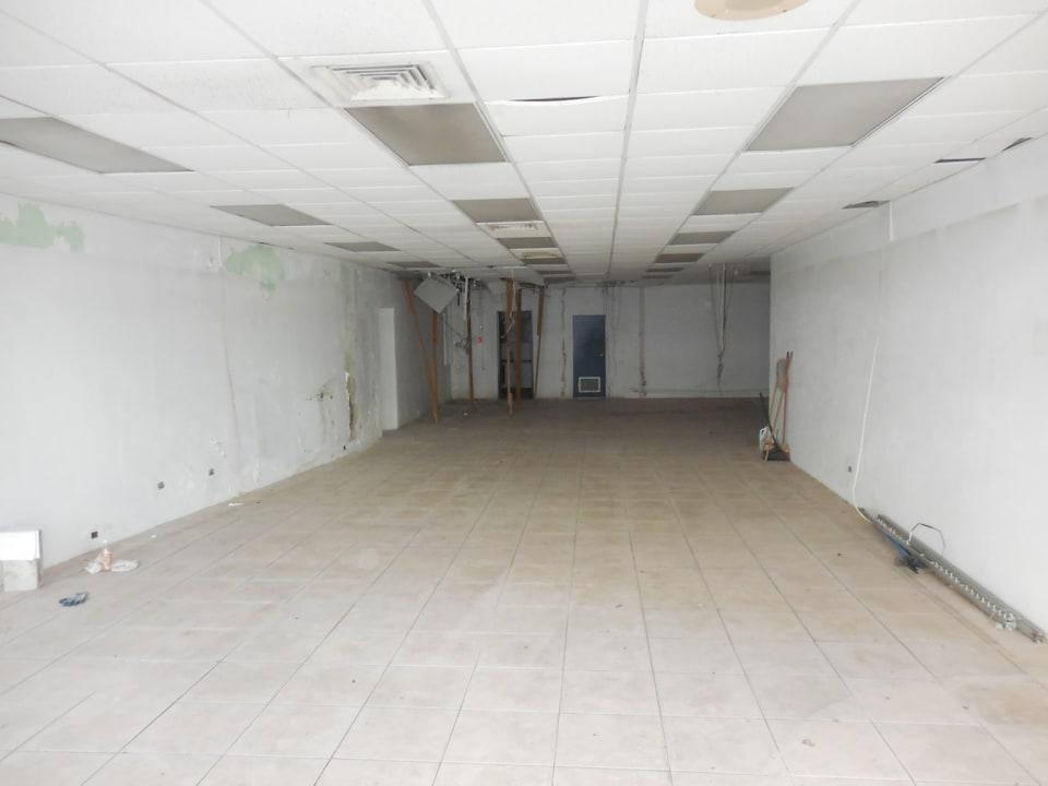 Ground floor retail space