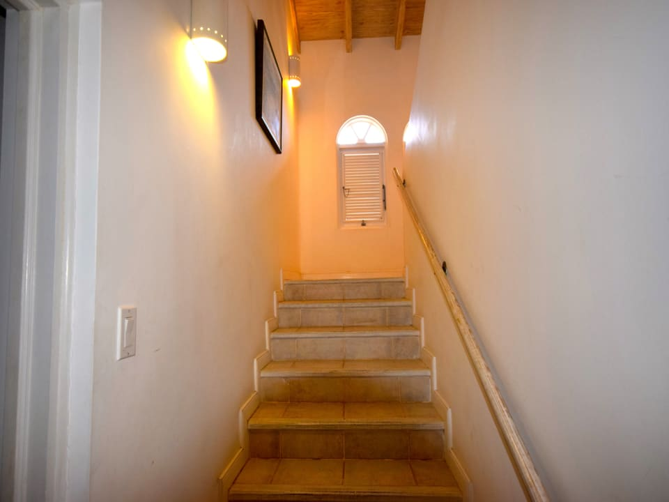 Wide Staircase