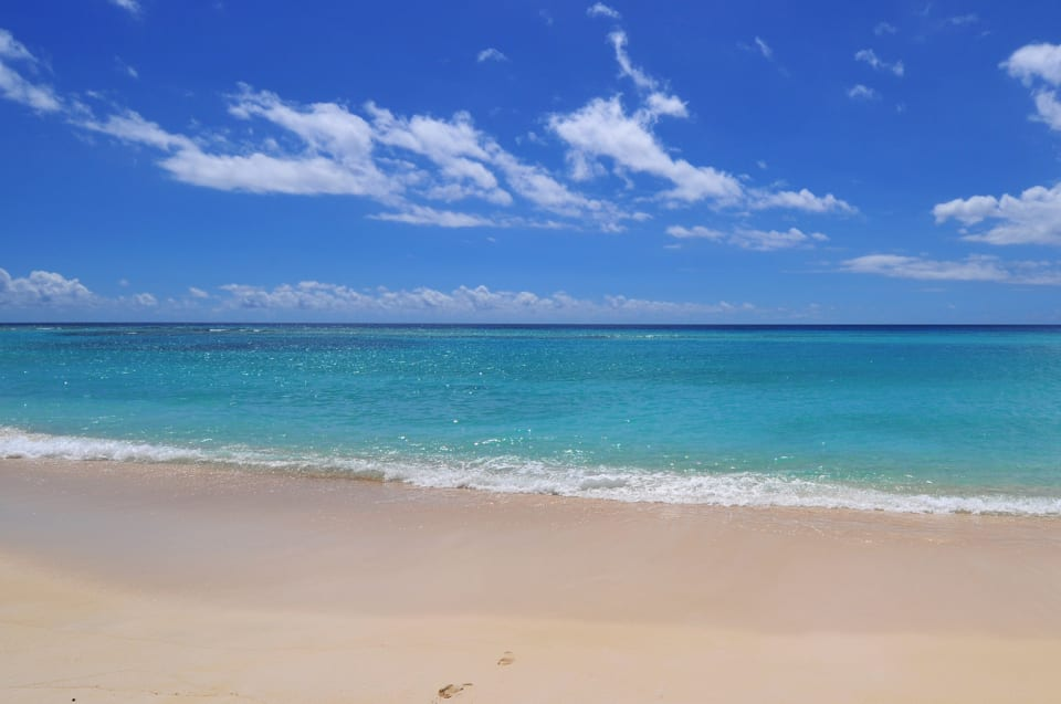 Beautiful South Coast Beach