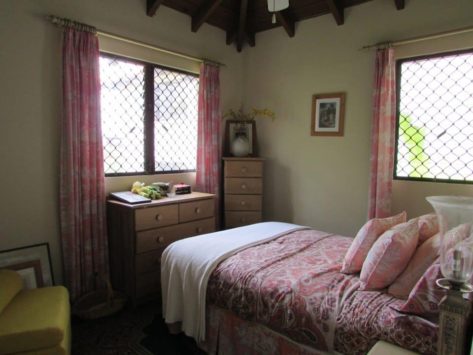Guest Bedroom 2 - Built-in Closets