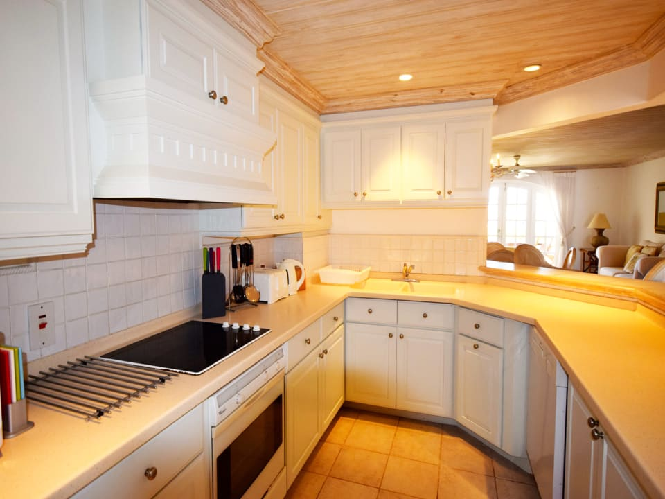 Spacious Kitchen - Lots of Storage