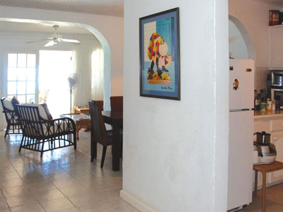 Apartment Living/Kitchen