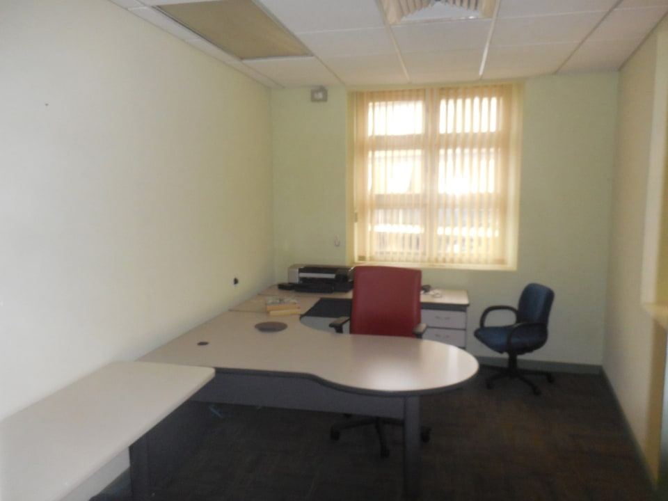 First floor executive office