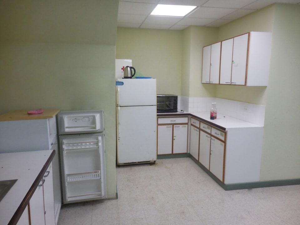 Kitchen / lunchroom
