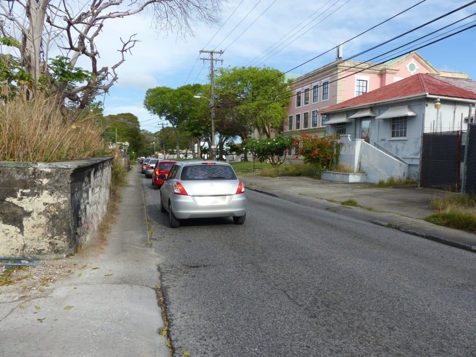Main Road Scape