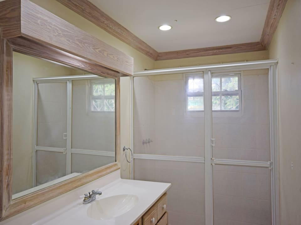 Annex private bathroom