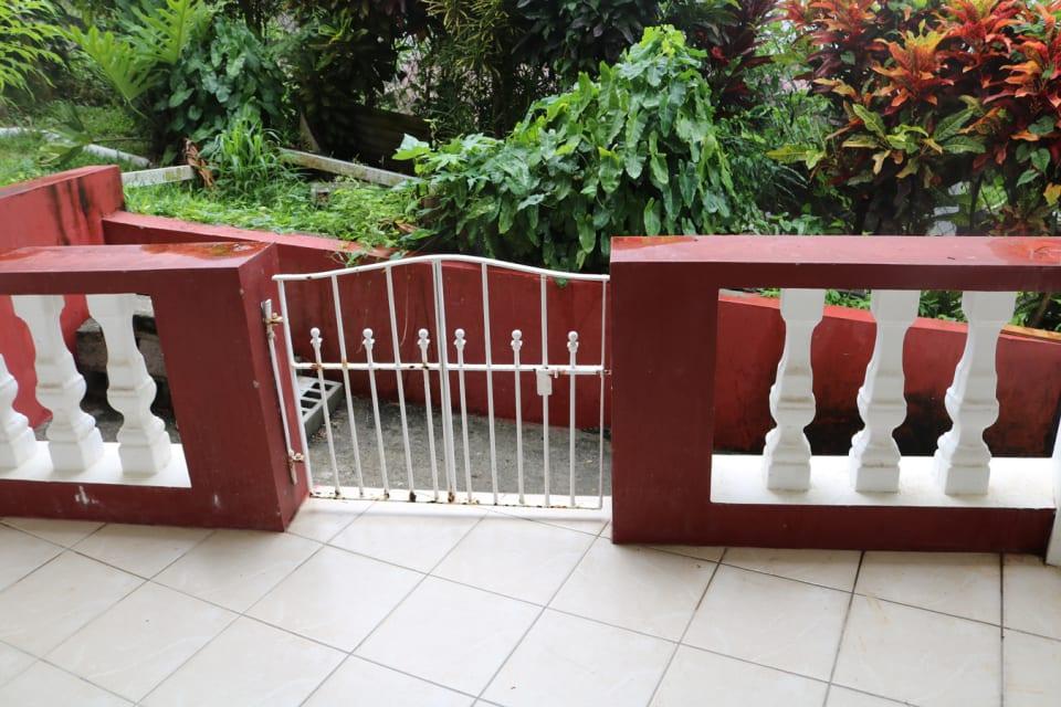 Bedroom Porch