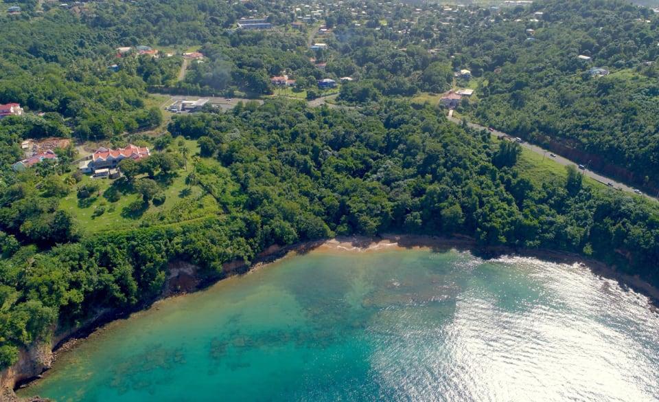 Anse Ferrie Bay