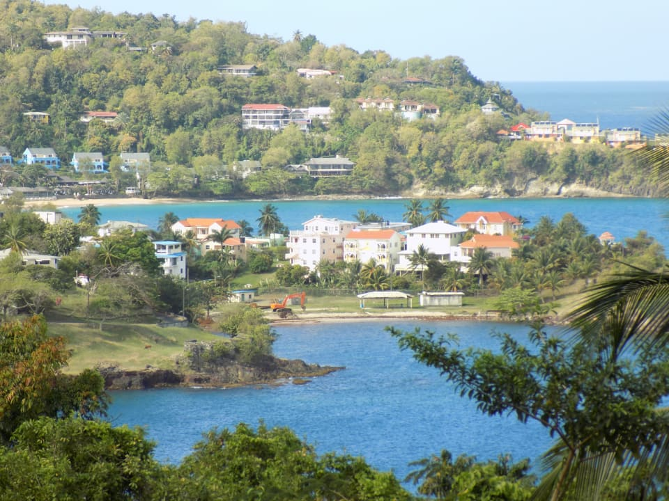 View to Tapion Bay