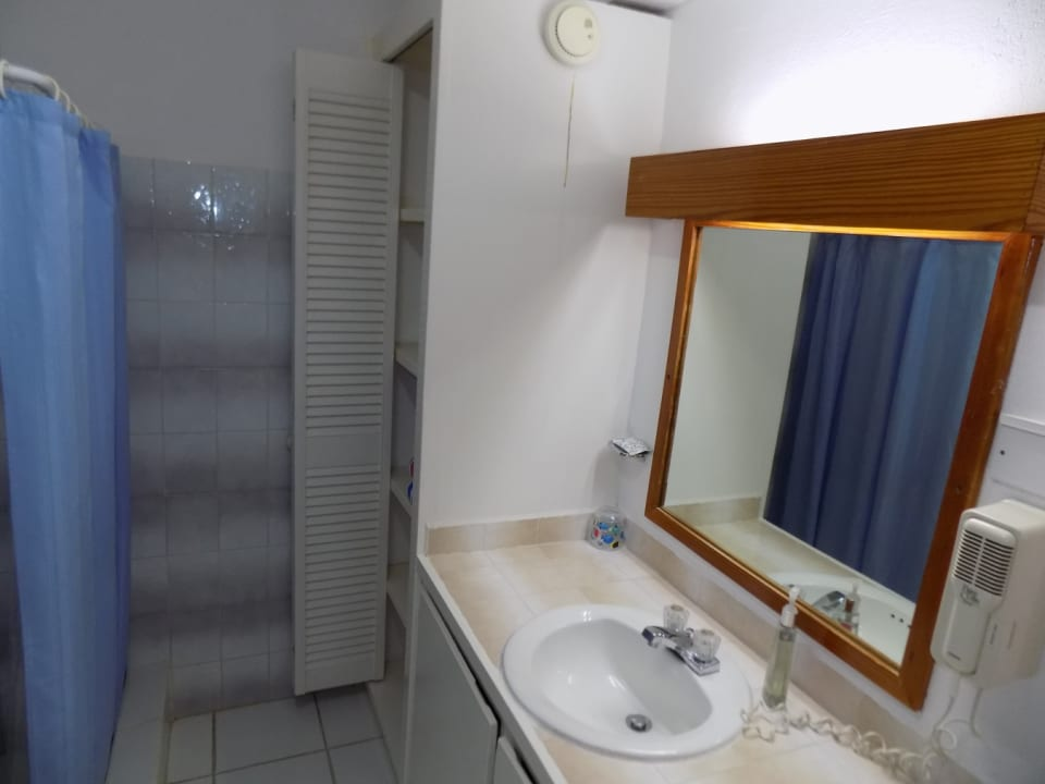 Bathroom in Lower Floor Apartment