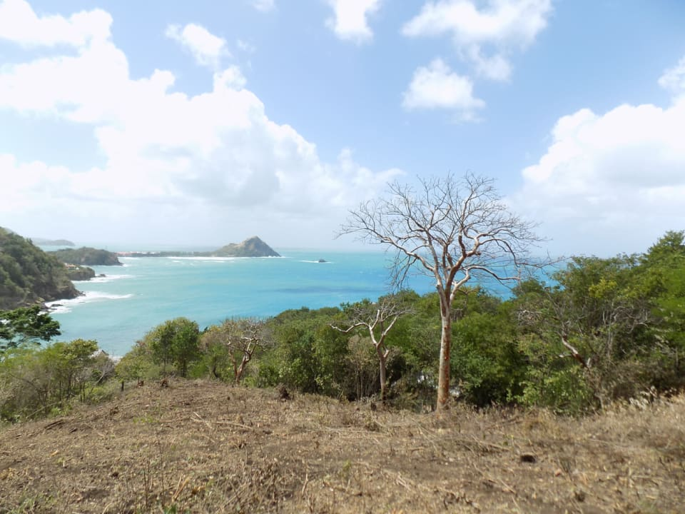 PIGEON ISLAND IN THE DISTANCE