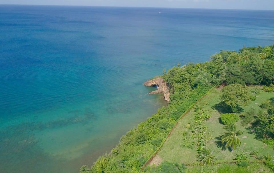 Aerial View Looking North West