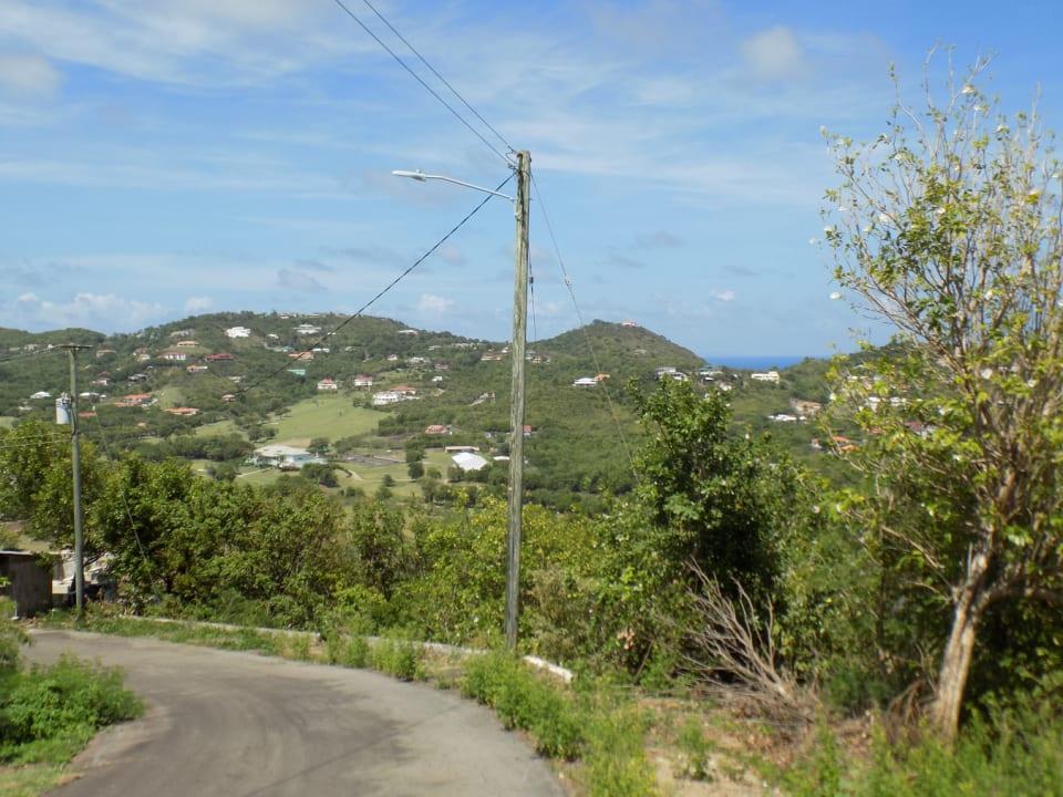Views into Cap Estate