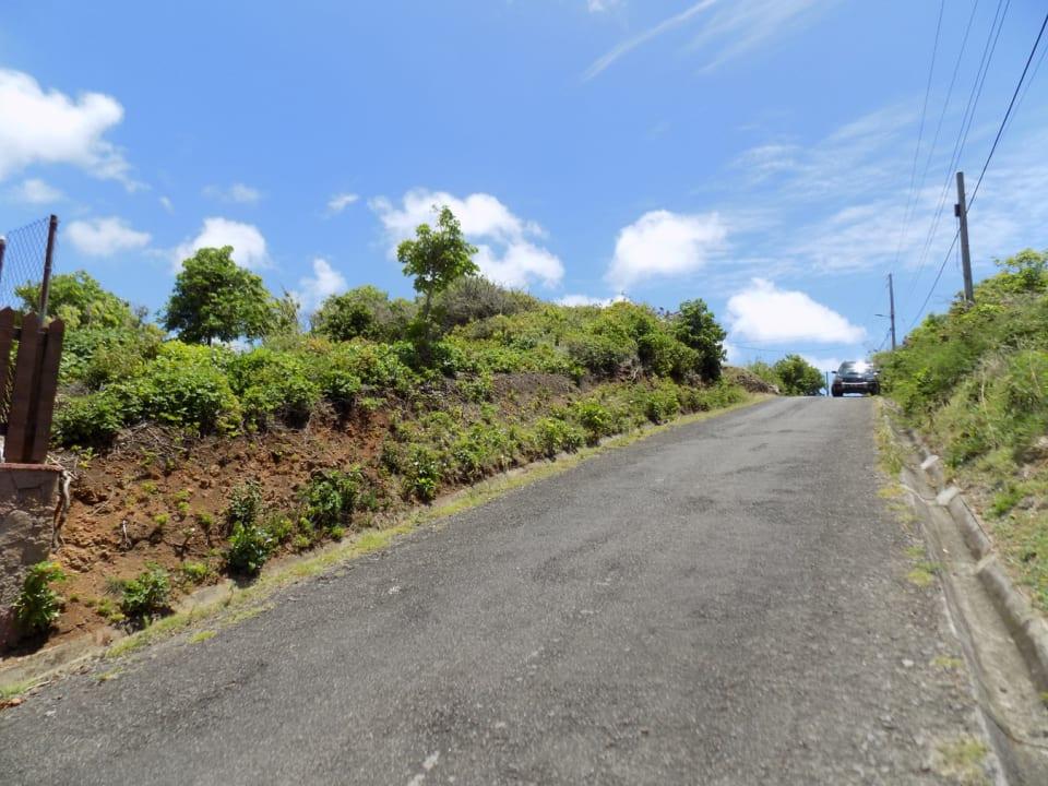 Development Access Road