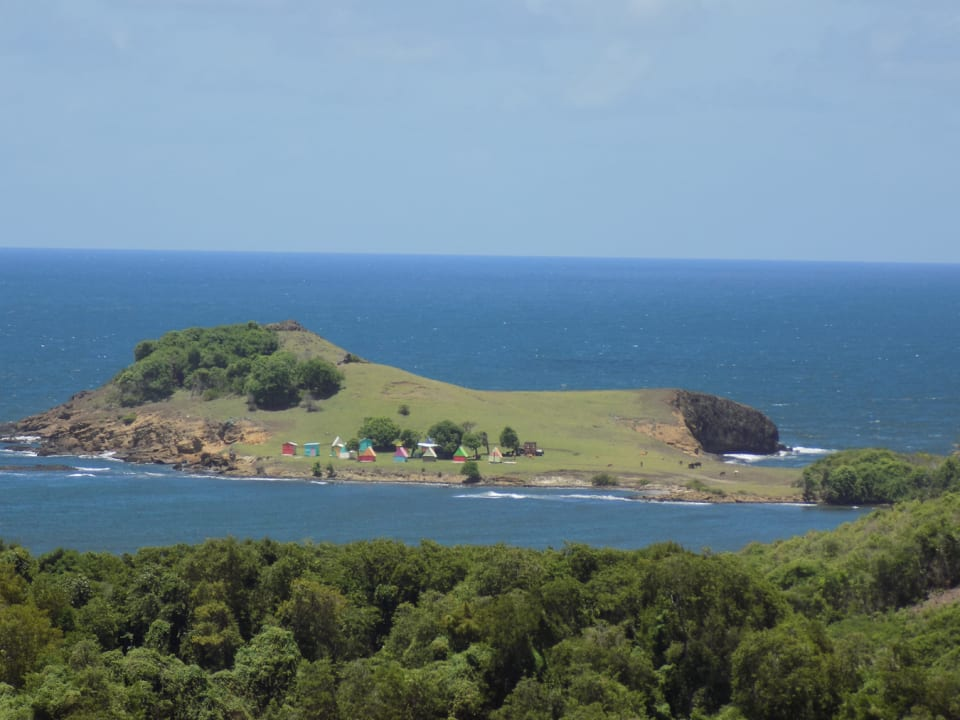 Overlooking Commerette Point