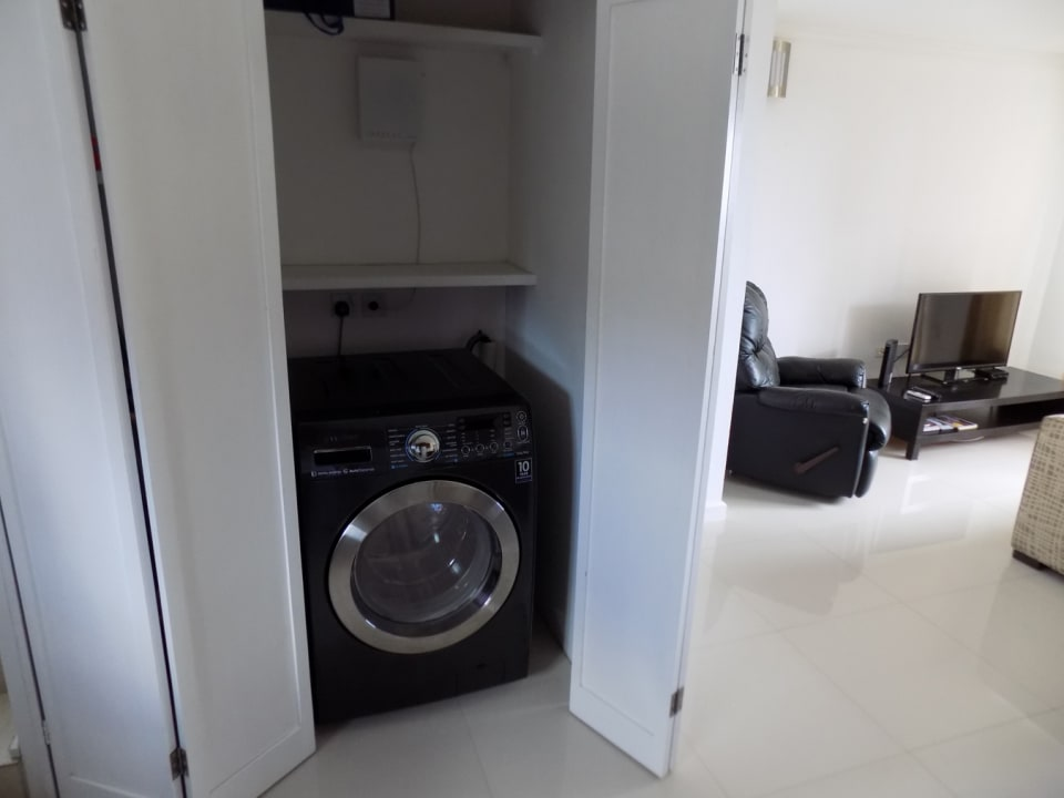 Integrated Utility Room
