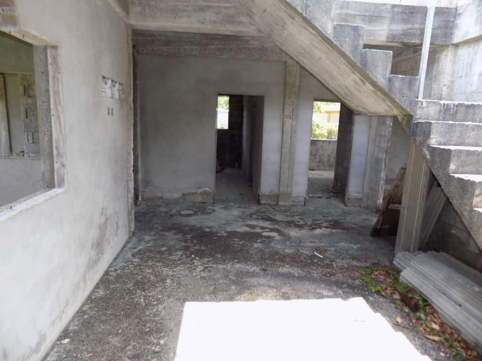 Near Internal Stairway