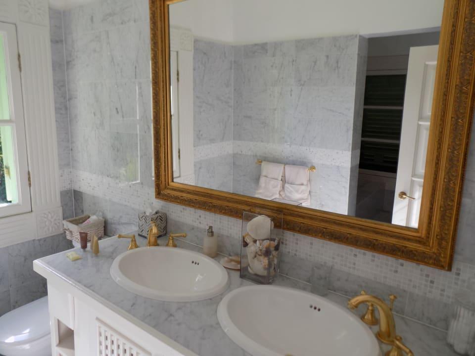 Bathroom 1 with Double Vanity