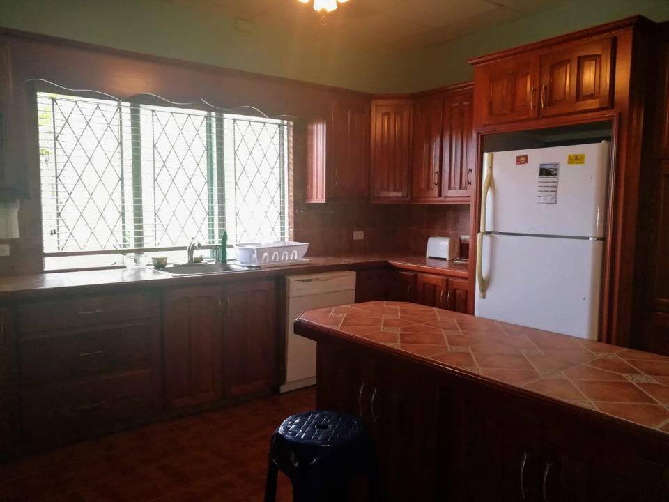 Kitchen - Main House