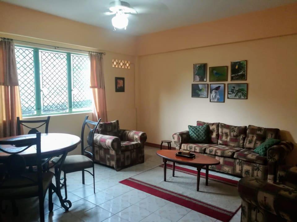 Living Area in Annex