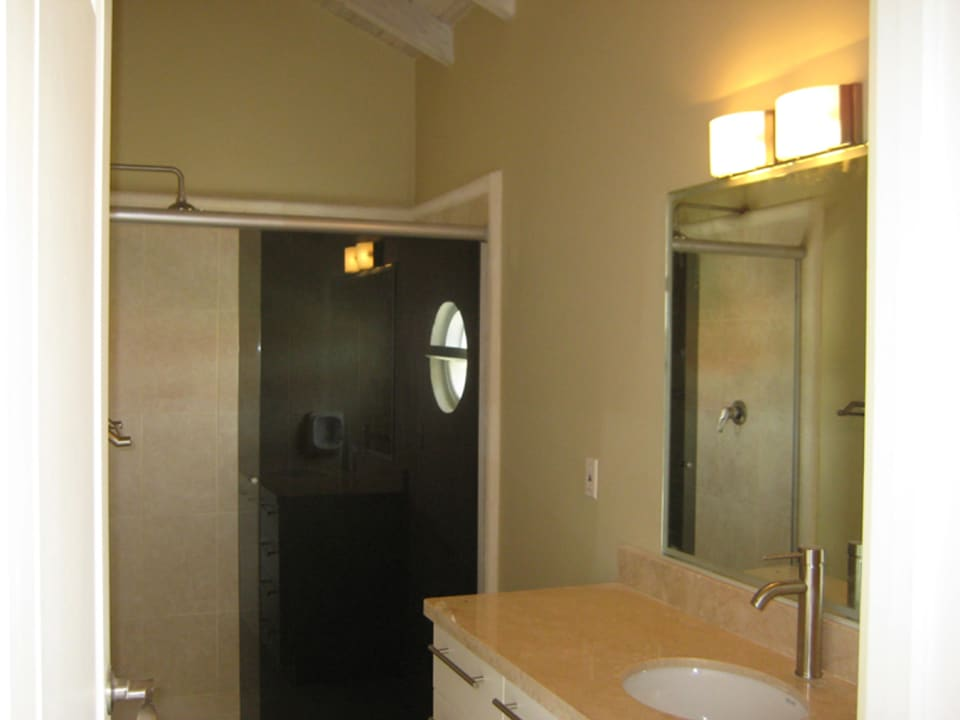 Bathroom - show unit