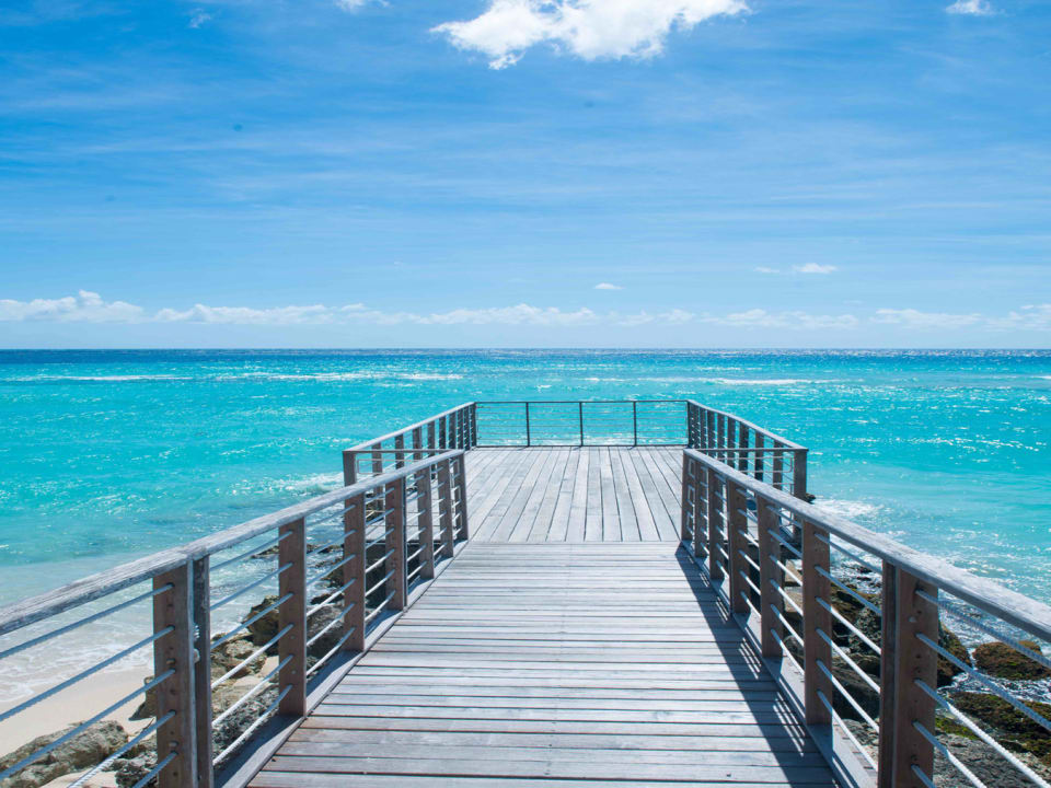 Jetty at your doorstep