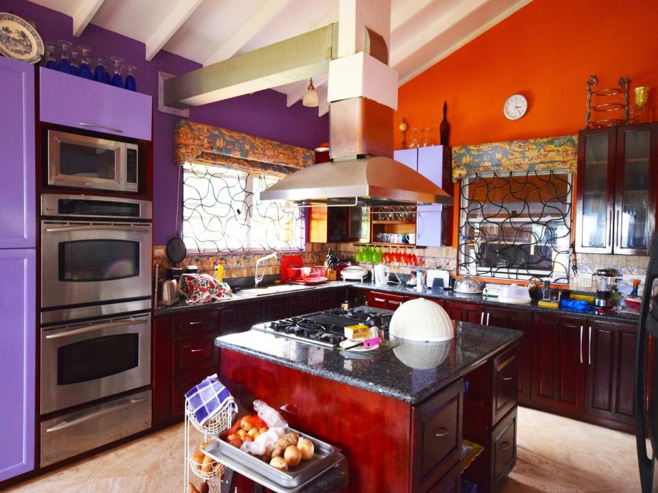 Chef's Kitchen