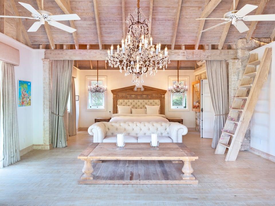 Chattel House bedroom