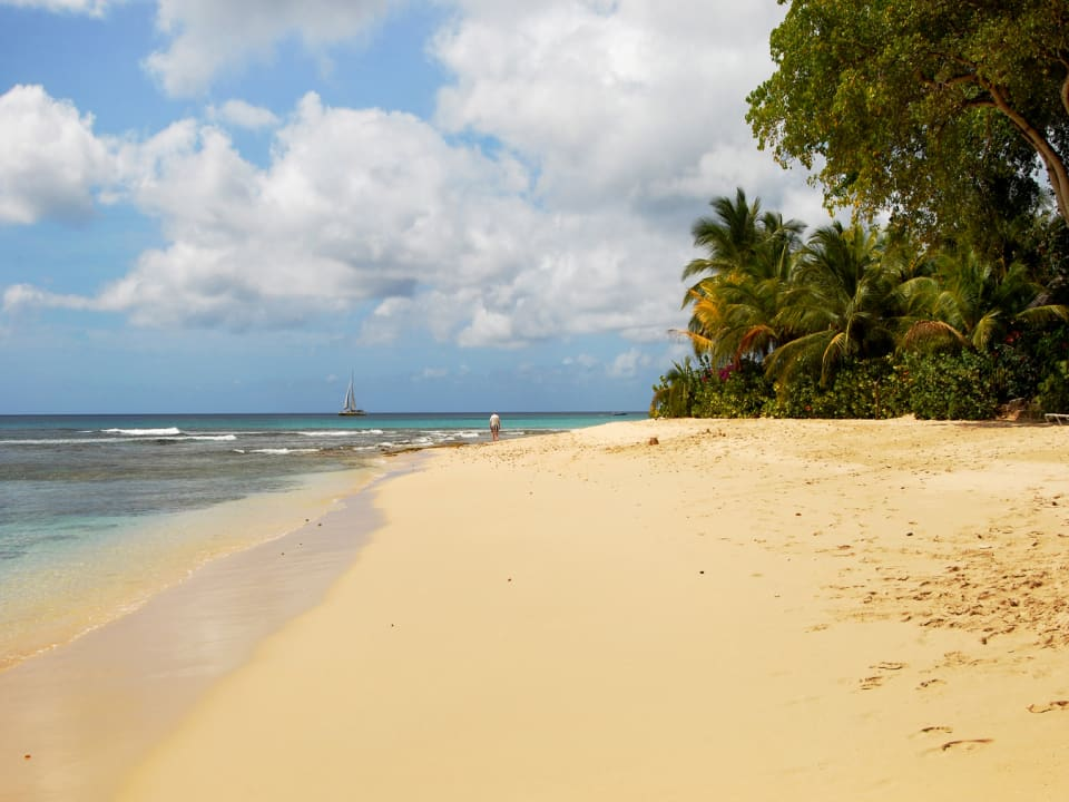 Beach At Merlin Bay