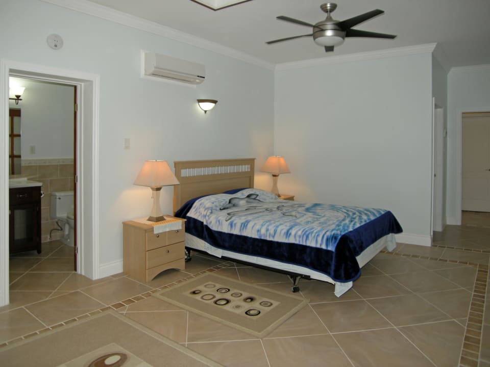 Bedroom With En Suite Bathroom