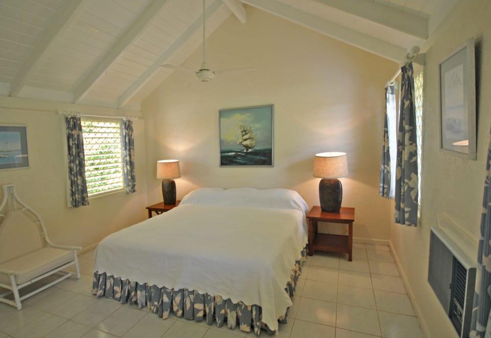 Bedroom Westerlee Apartment