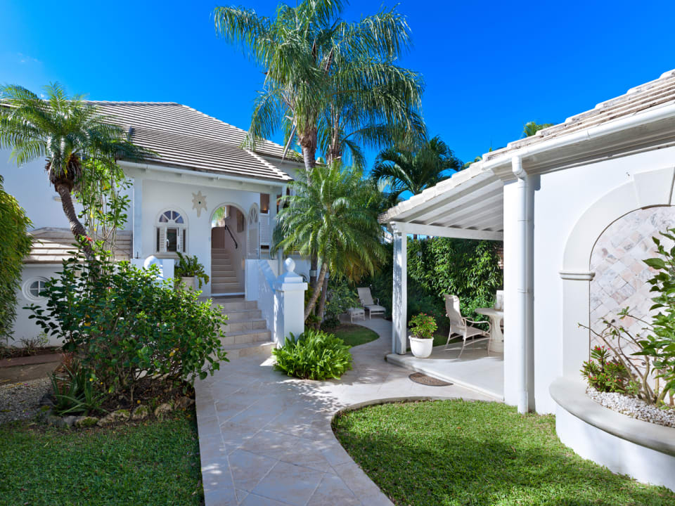 Entrance to Forest HIlls 3 for sale in Royal Westmoreland