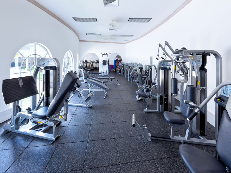 Gym at Royal Westmoreland