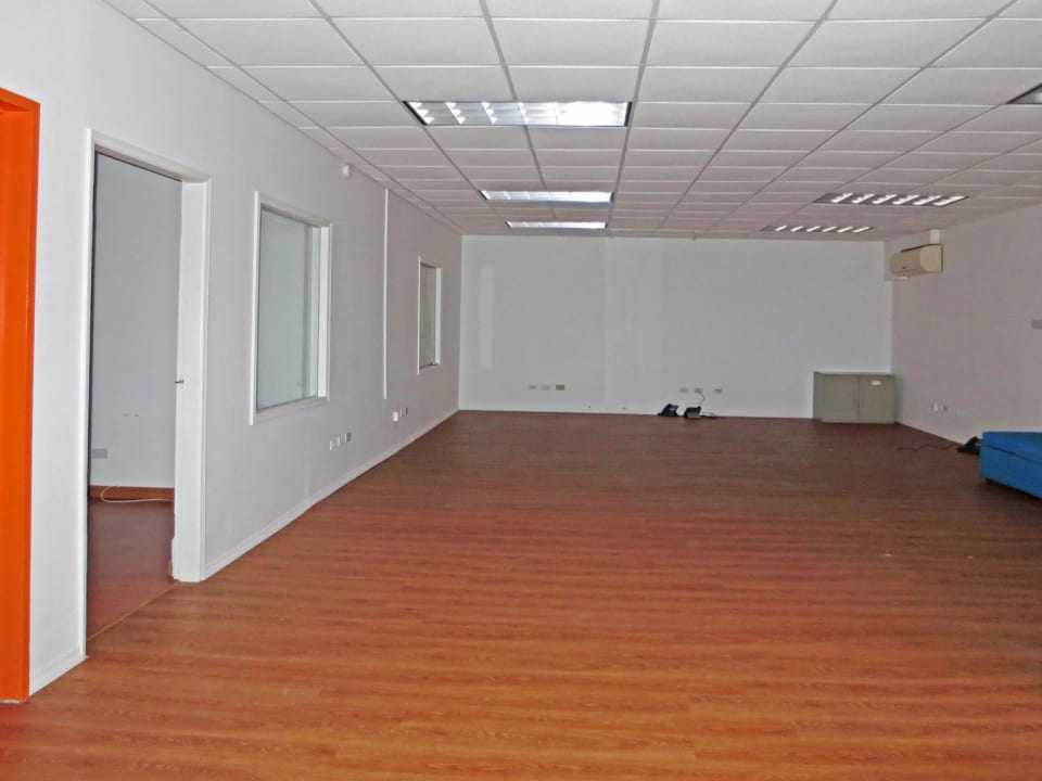 Large open area