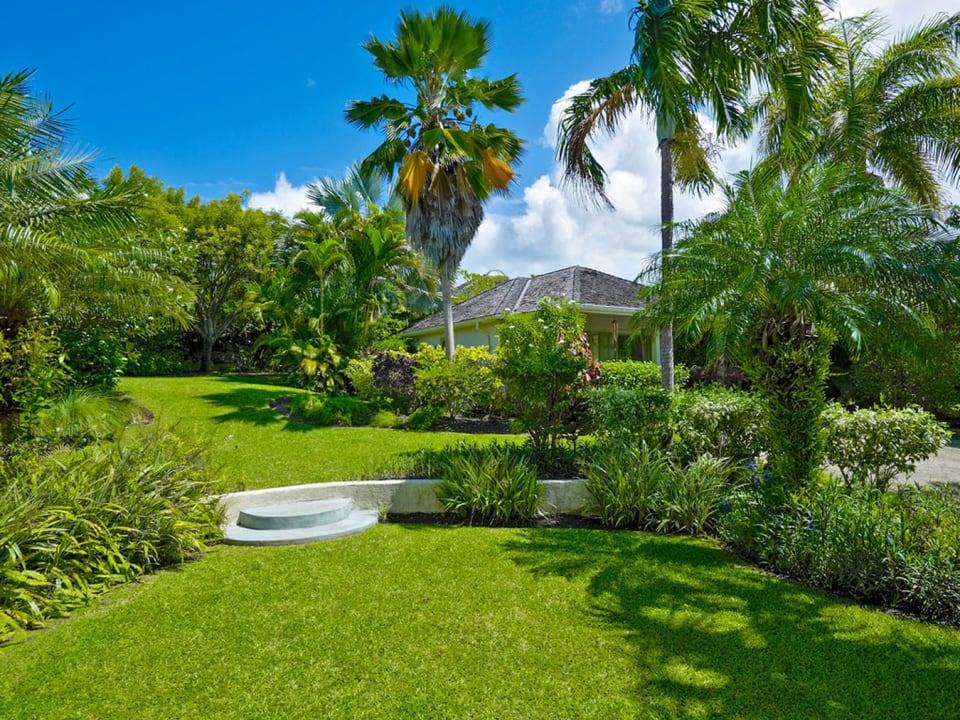 Beautiful gardens