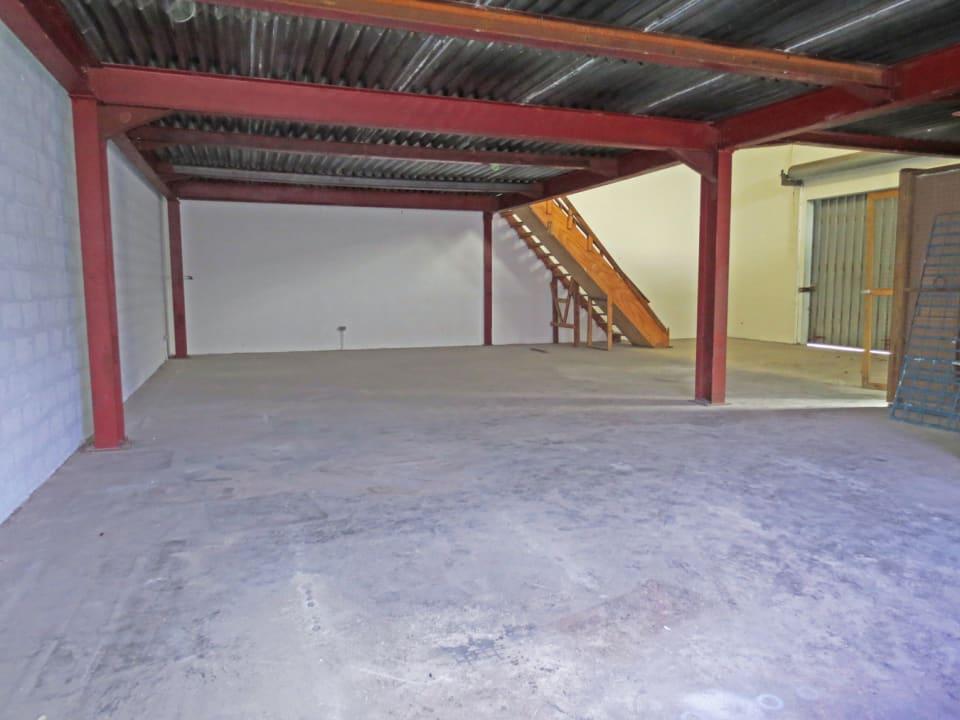Large open plan warehouse