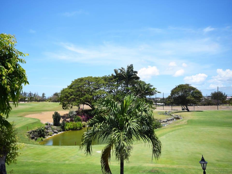 Barbados Golf Club nearby
