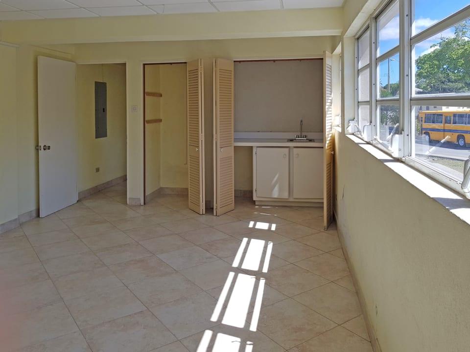 Boardroom area