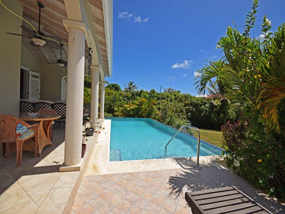 Terrace & Swimming Pool