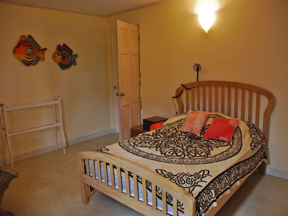 En suite bedroom on ground floor