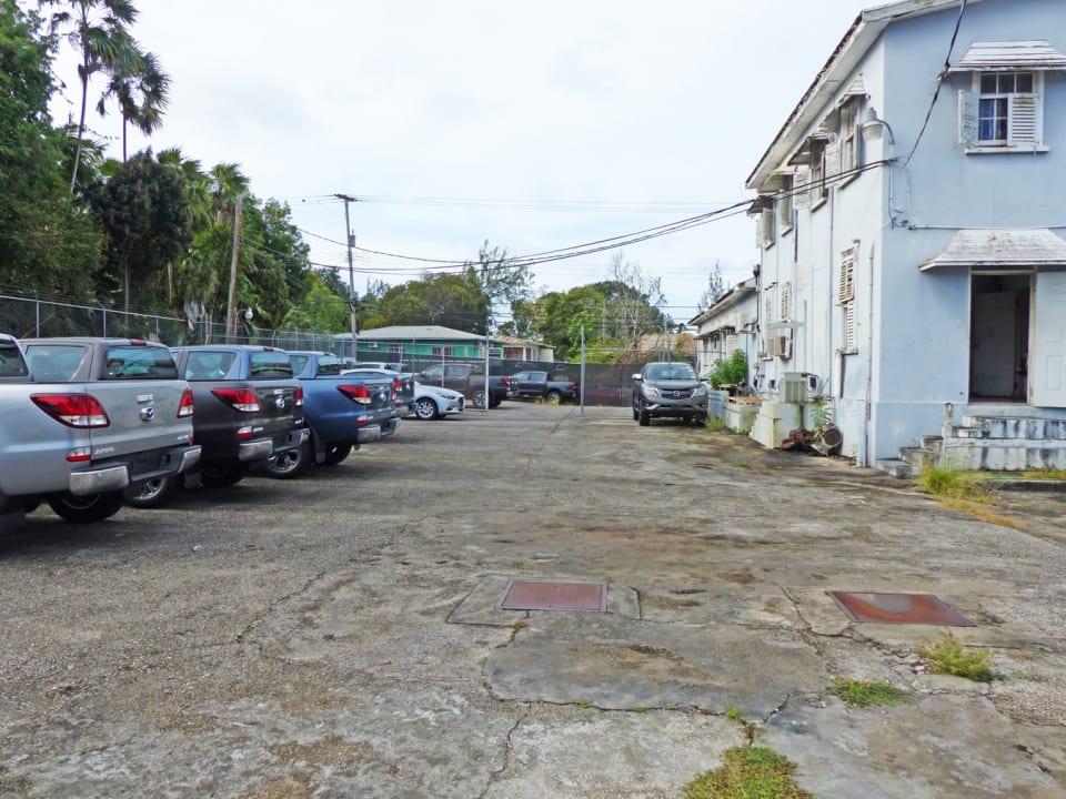 Large lot facing South