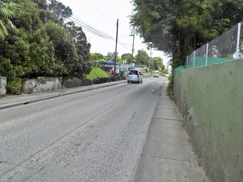 Western Road Scape