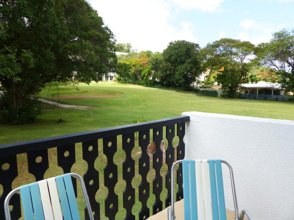 Patio Views towards the fairway
