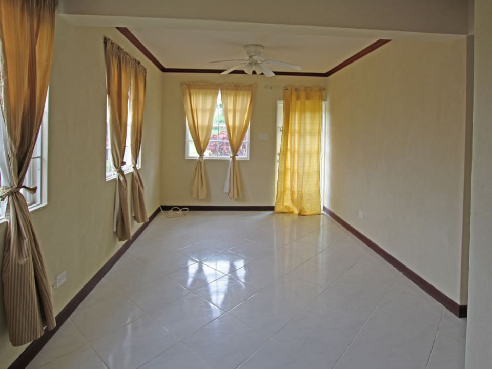Downstairs bedroom suite with its own entrance