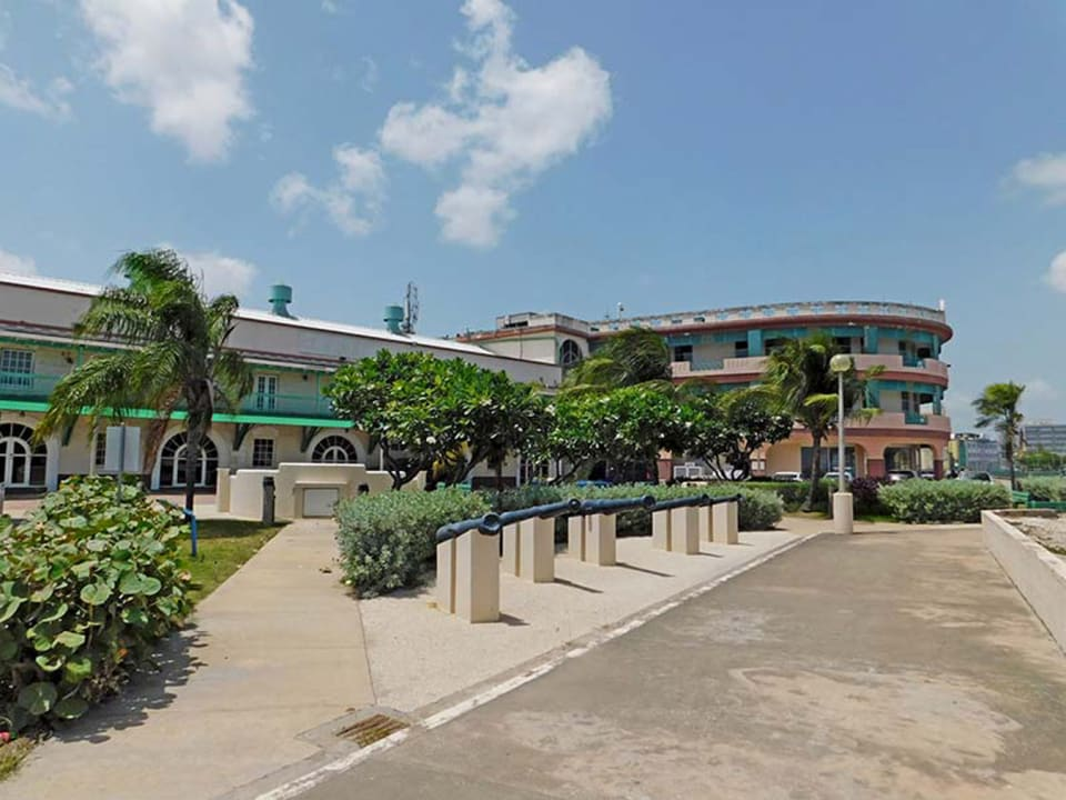 Carlisle House located on the Ocean Front in Bridgetown