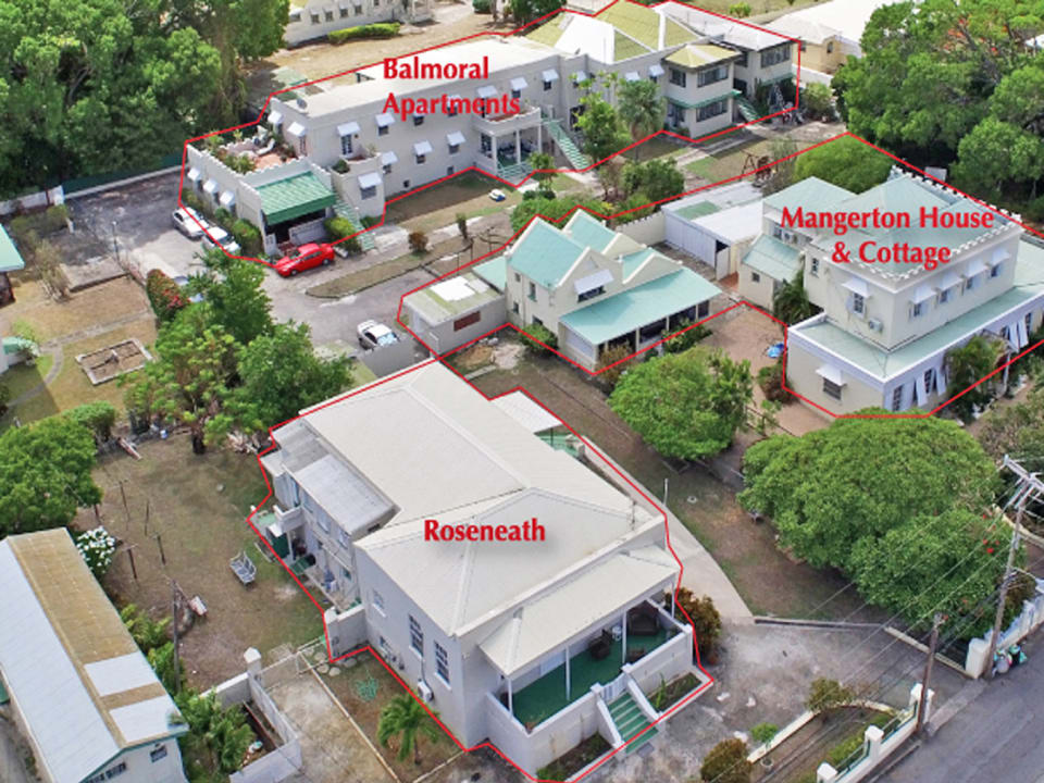 Three Properties Offered Jointly