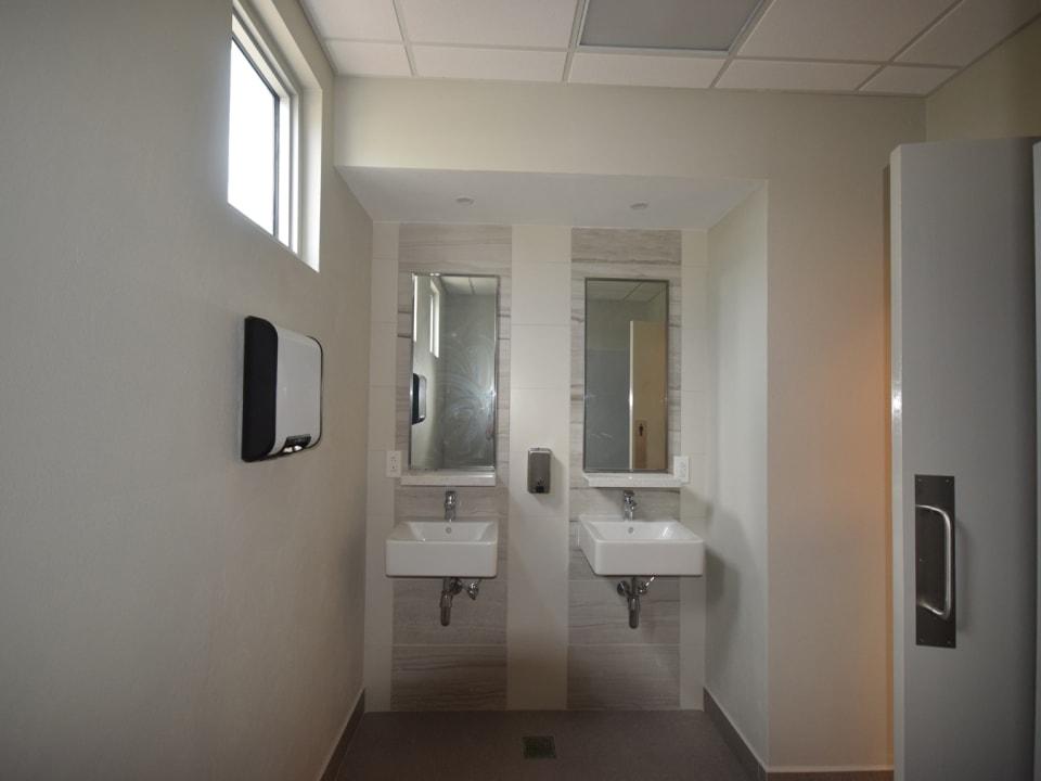 Patrons Bathrooms